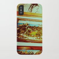frame iPhone & iPod Cases featuring Frame by Charlie May
