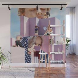 Pastel desires Wall Mural