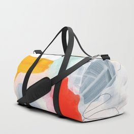 abstract painting XVI Duffle Bag
