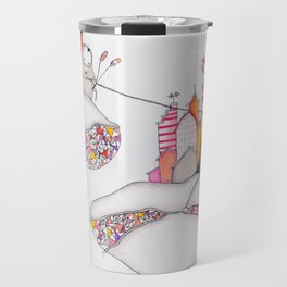 Pulling you closer Travel Mug