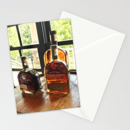 Golden Bourbon 2 Stationery Cards