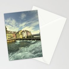 Weir of Lucerne Stationery Cards