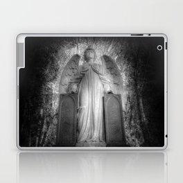 Angel Watching Over You Laptop & iPad Skin