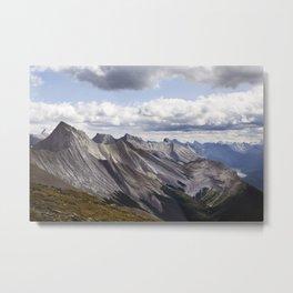 Roche Bonhomme - Old Man Mountain Metal Print