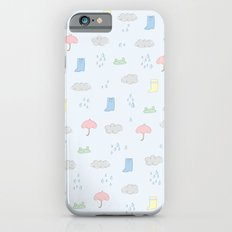 Rainy day Slim Case iPhone 6s