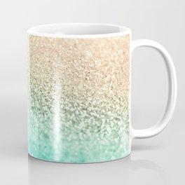 GOLD AQUA Coffee Mug