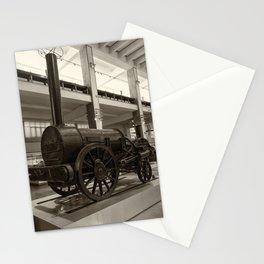 Stephenson's Rocket Stationery Cards