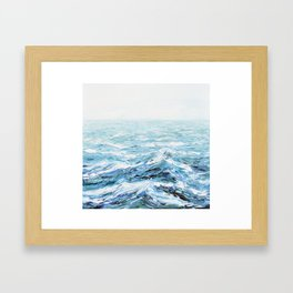 Spellbound Seas Framed Art Print