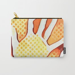 Trapped ~ Right hand Carry-All Pouch