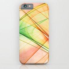 tequila sunrise iPhone 6s Slim Case