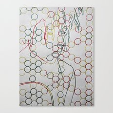 Positive Vibrations Canvas Print