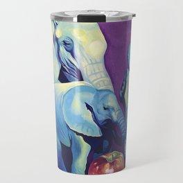 Elephat's Soccer Travel Mug
