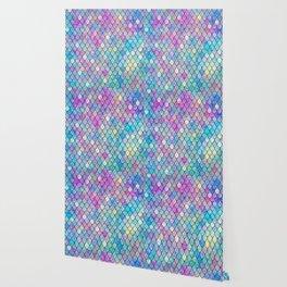 mermaid scales Wallpaper