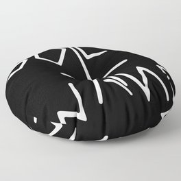 golfwang Floor Pillow