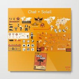 Pitch : Un monde féroce Metal Print