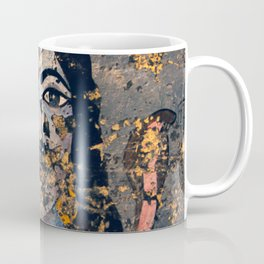Hindu mural Coffee Mug
