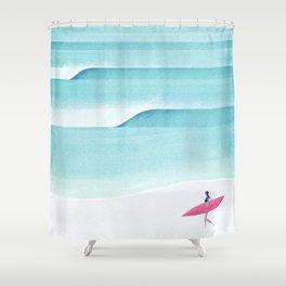 Biarritz Shower Curtain