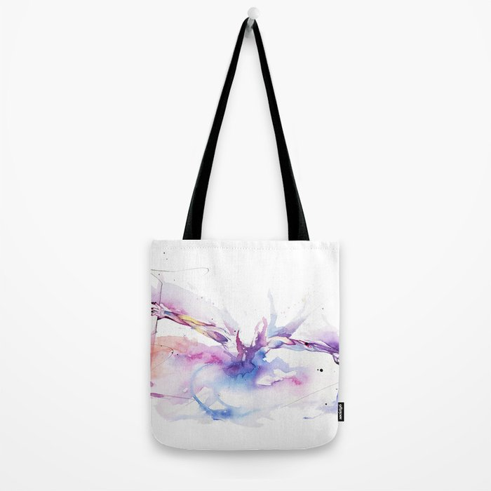 Outside The Picture Tote Bag