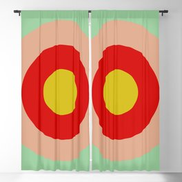 Molokai Blackout Curtain