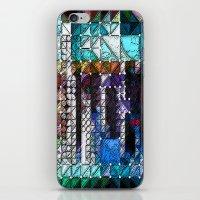 portlandia iPhone & iPod Skins featuring :: Portlandia :: by :: GaleStorm Artworks ::