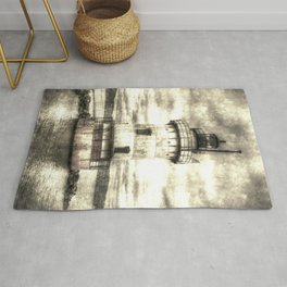 Sleepy Hollow Light Vintage Rug