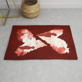 Secret Lovers Meet Rug