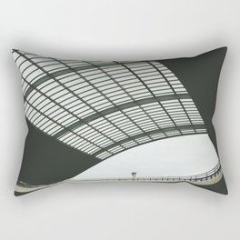 Amsterdam Centraal Train Station #2 Rectangular Pillow