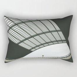 Amsterdam Centraal Train Station #2 Rectangular Pillow