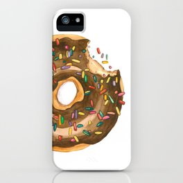 Take a bite iPhone Case