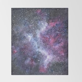 Constelations Throw Blanket