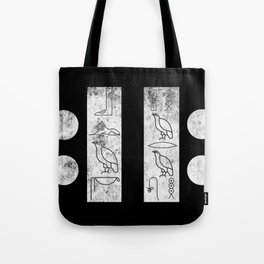 blkphrh white Tote Bag