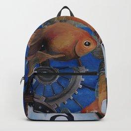 Time Flies Backpack
