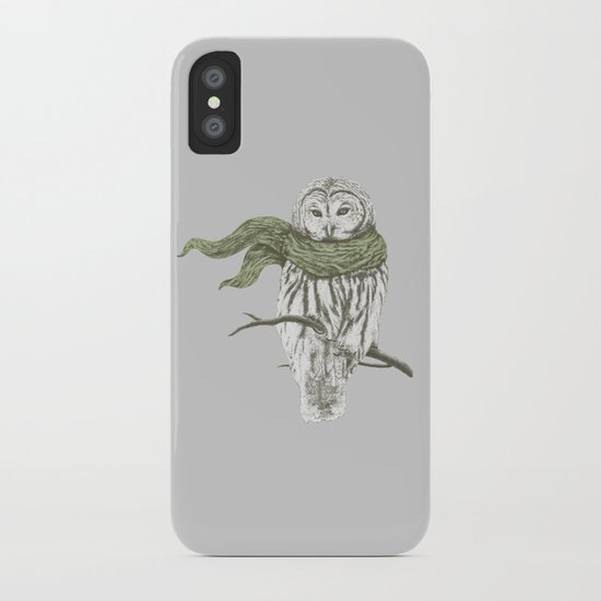 Cold iPhone Case
