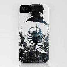 Everyone deserves a hero iPhone (4, 4s) Slim Case