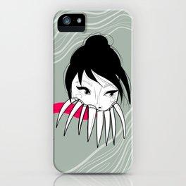 Naiad iPhone Case