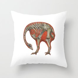 Moa Throw Pillow