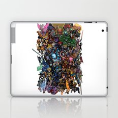 Lil' Marvels Laptop & iPad Skin