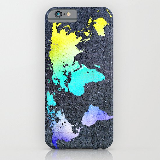 The World Belongs to you iPhone & iPod Case