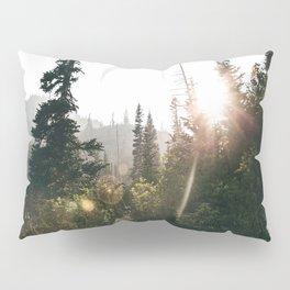 Sunny Forest II Pillow Sham