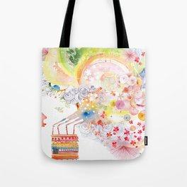 I WISH Tote Bag