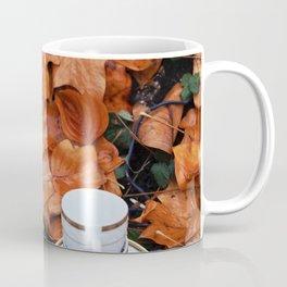 Teacups in the rain in Vancouver Coffee Mug