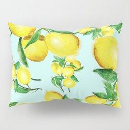 lemon 2 Pillow Sham