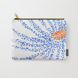 flower_V Carry-All Pouch