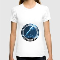 moonrise T-shirts featuring moonrise  by yahtz designs