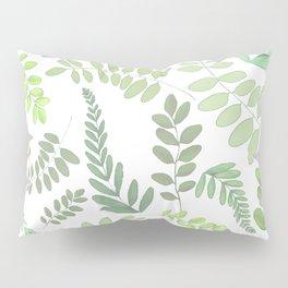 Lighter plant pattern Pillow Sham