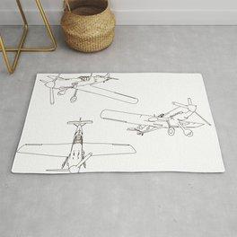 aircraft Rug