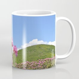 Wild Mountain Rhododendrons Coffee Mug