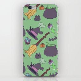 Wicked Fun Green iPhone Skin