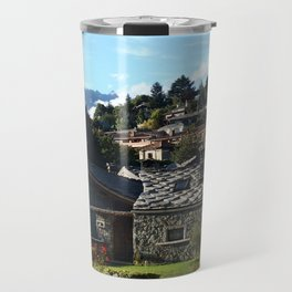 Aosta Valley I Travel Mug