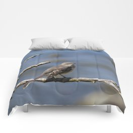 Northern Mockingbird Comforters